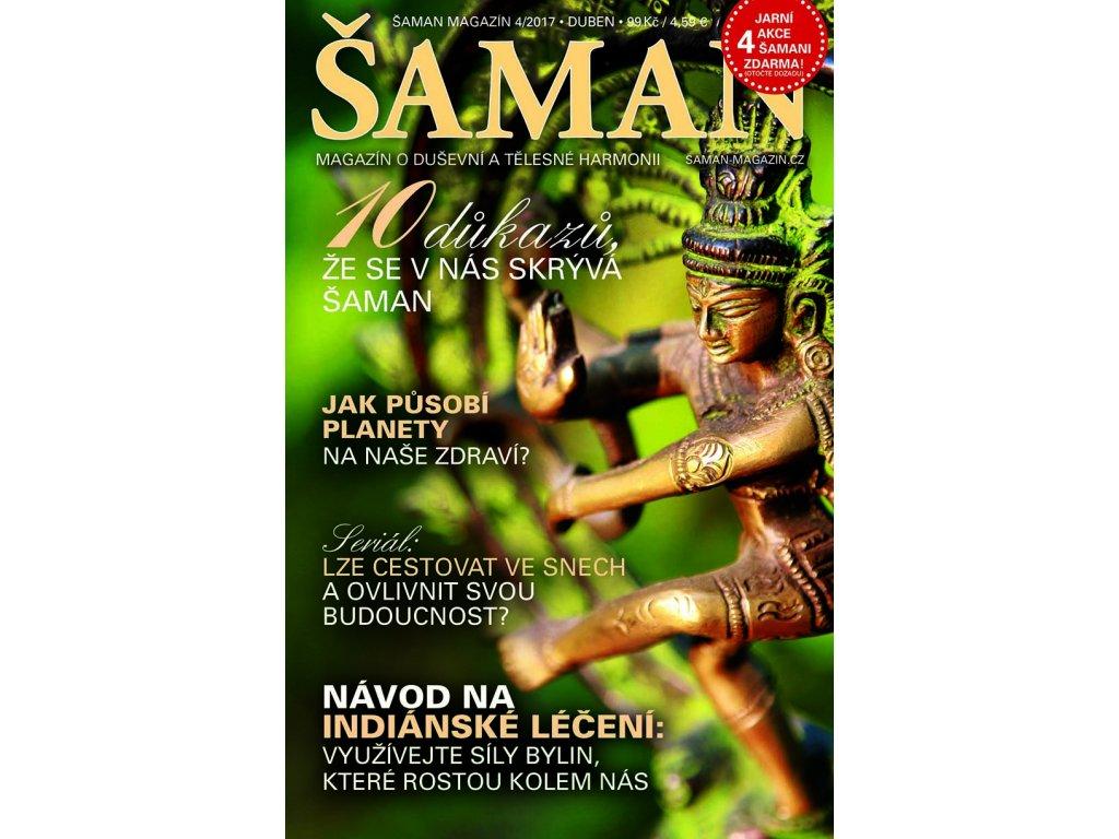 Šaman magazín 4/2017