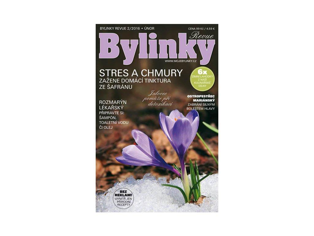 Bylinky revue 2/2016