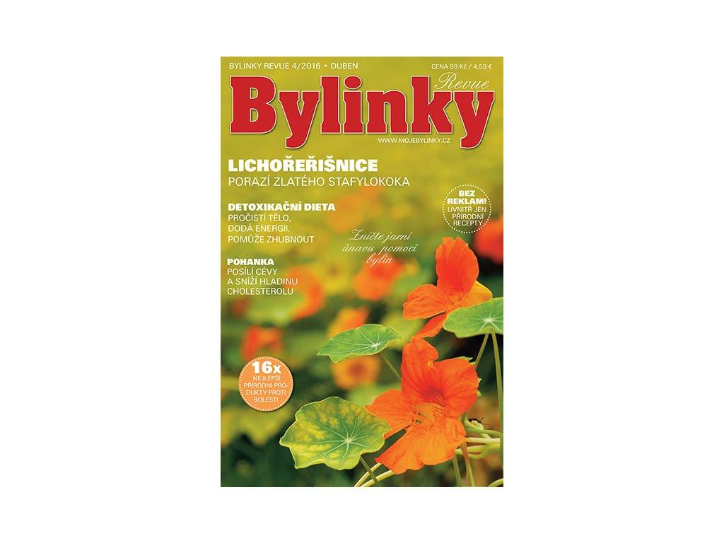 Bylinky revue 4/2016