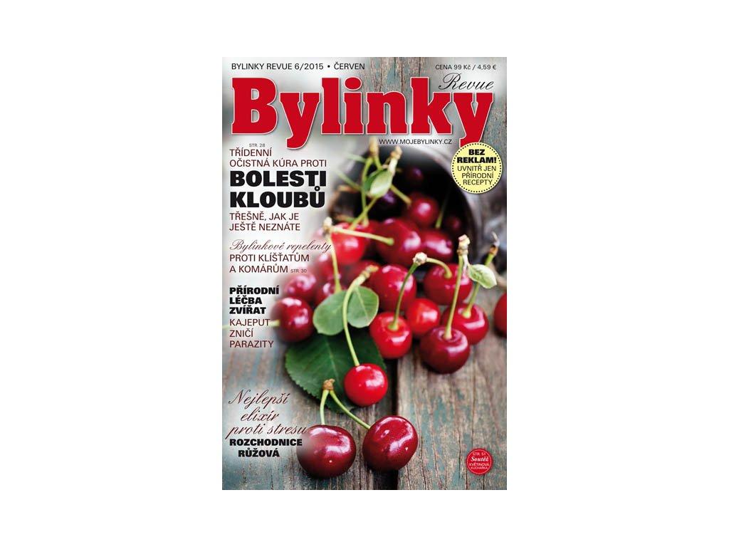 Bylinky revue 6/2015