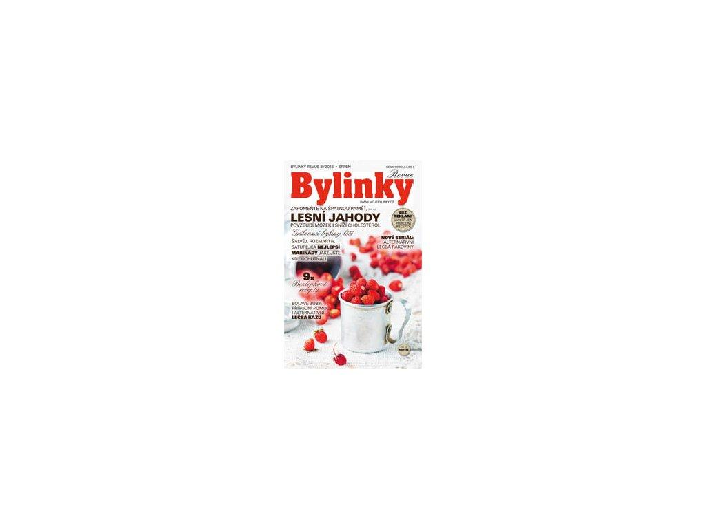 Bylinky revue 8/2015