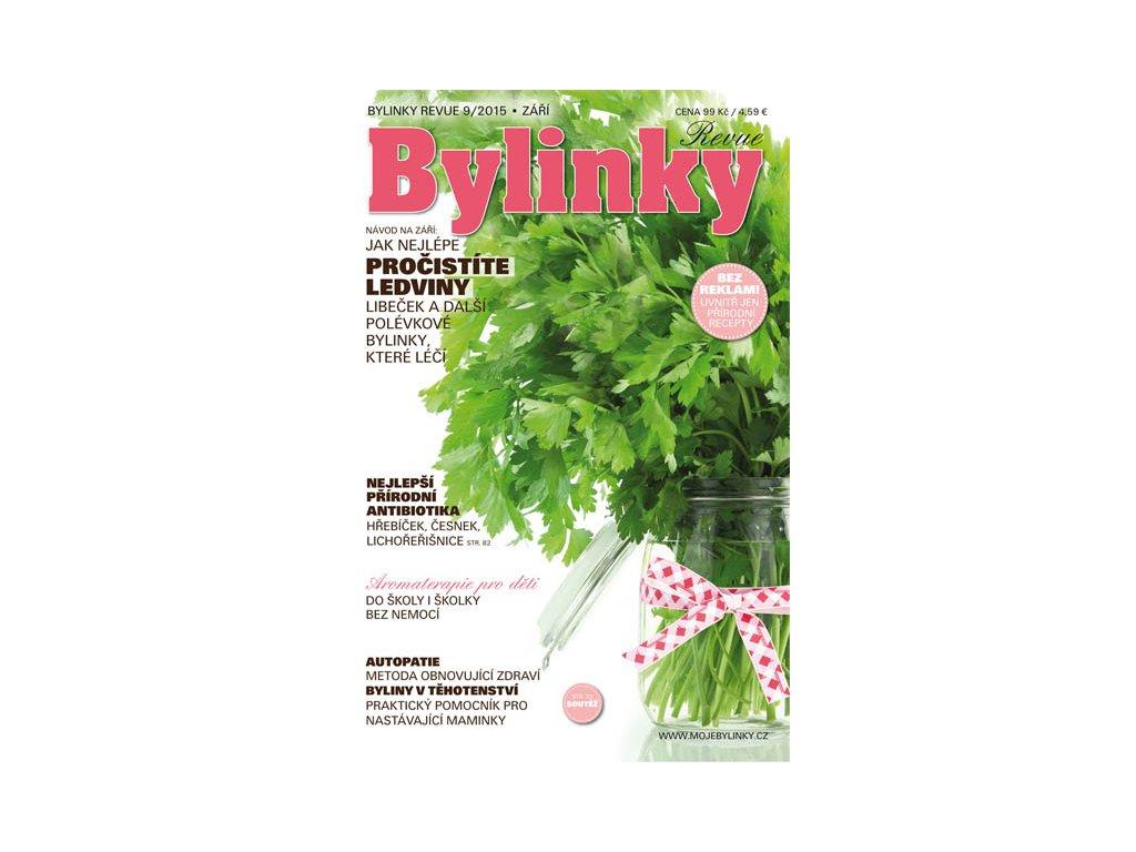 Bylinky revue 9/2015