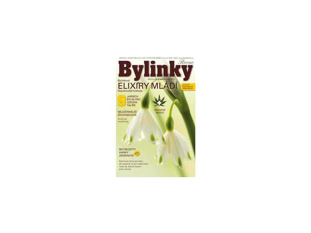 Bylinky revue 1/2013
