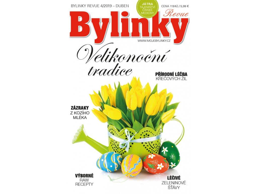 Bylinky revue 4/2019
