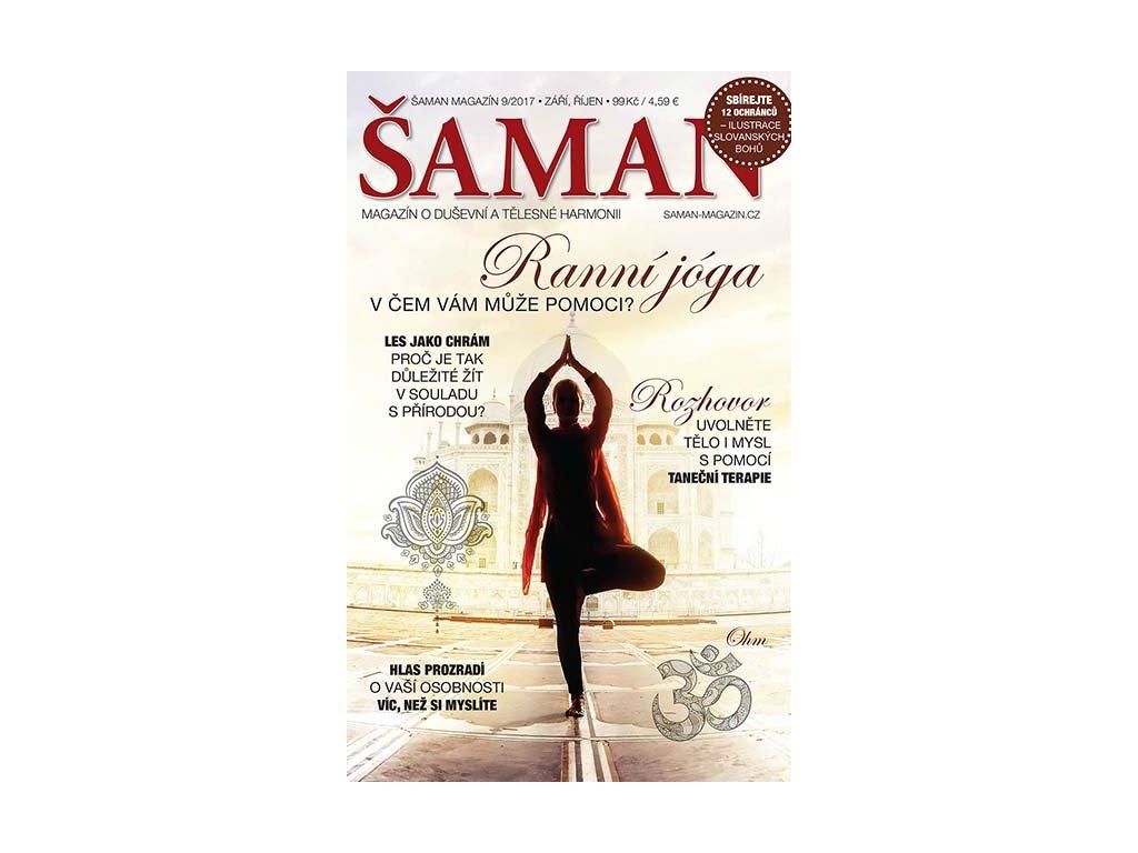 Šaman magazín 9/2017