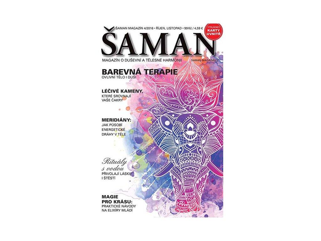 Šaman magazín 4/2016