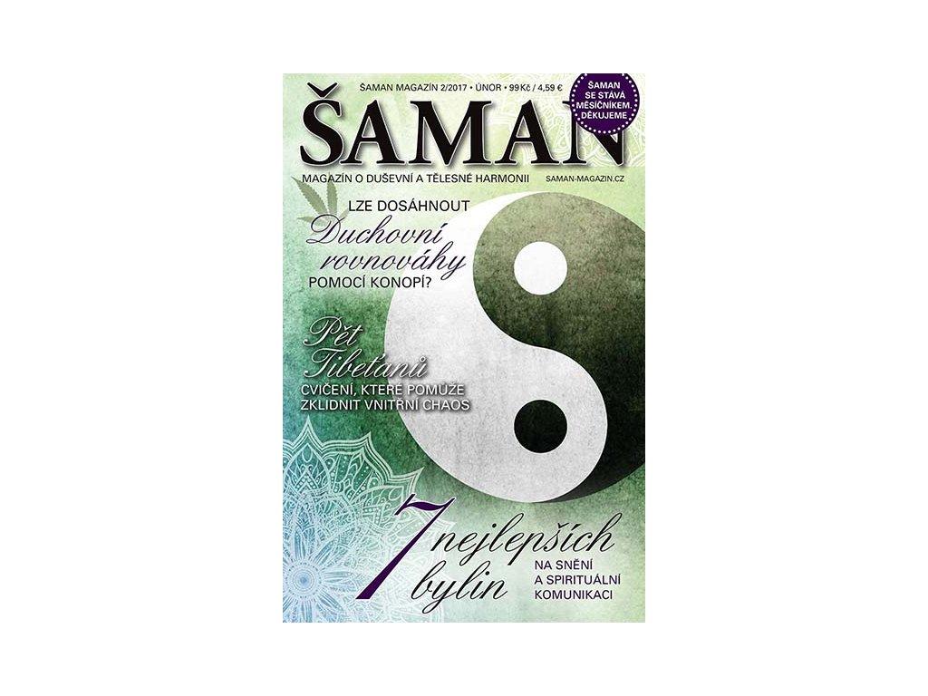 Šaman magazín 2/2017
