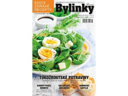 Zdravé recepty 1/2018  TUKOŽROUTSKÉ POTRAVINY