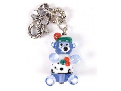 Medvídek  Kouzelný medvídek, modrý